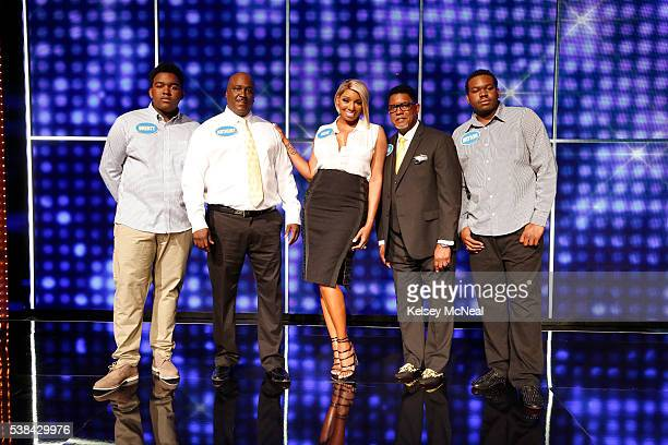 FEUD Lance Bass vs Kellie Pickler and Ernie Hudson vs Nene Leakes The celebrity families competing to win cash for their charities feature the...