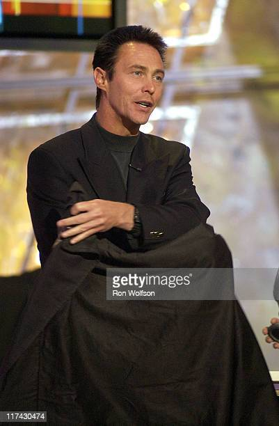 Lance Burton at rehearsals for the 39th Annual Academy of Country Music Awards at the Mandalay Bay Resort in Las Vegas