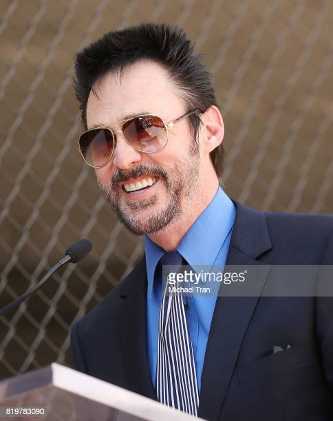 Lance Burton attends the ceremony honoring Criss Angel with a Star on The Hollywood Walk of Fame held on July 20 2017 in Hollywood California