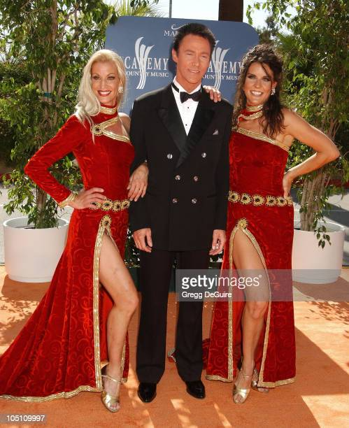 Lance Burton during 38th Annual Academy of Country Music Awards Arrivals at Mandalay Bay Event Center in Las Vegas Nevada United States