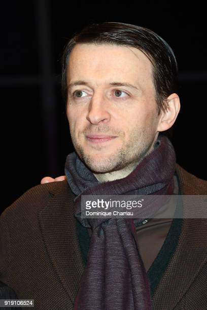 Lance Daly attends the 'Black 47' premiere during the 68th Berlinale International Film Festival Berlin at Berlinale Palast on February 16 2018 in...