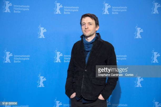 Lance Daly poses at the 'Black 47' photo call during the 68th Berlinale International Film Festival Berlin at Grand Hyatt Hotel on February 16 2018...