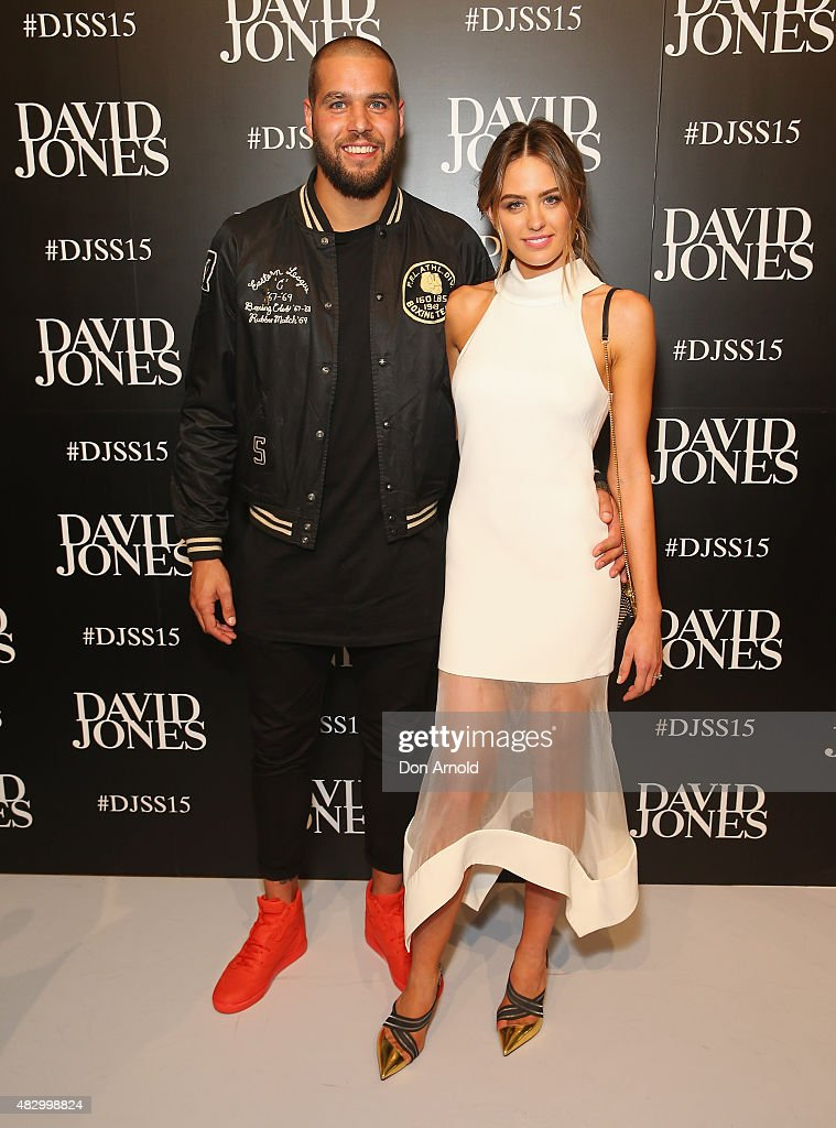 David Jones Spring/Summer 2015 Fashion Launch - Arrivals