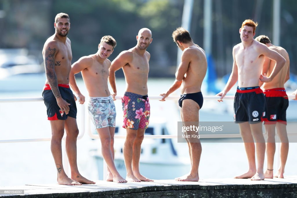 Sydney Swans Recovery Session : News Photo