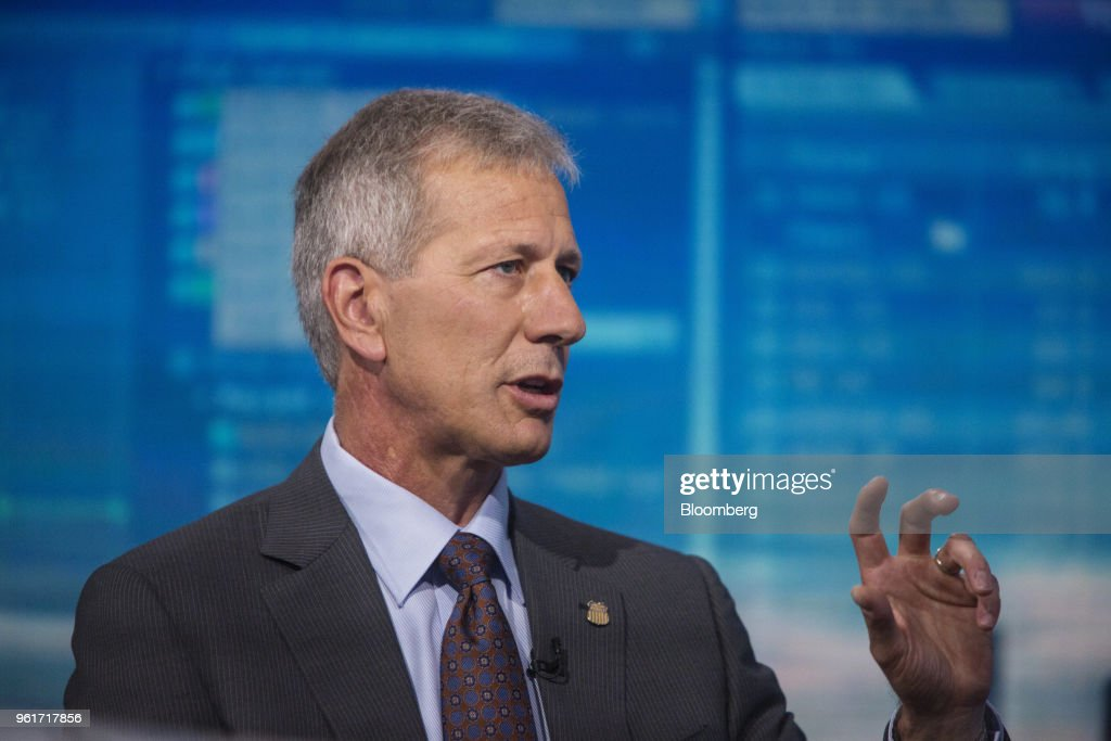 Union Pacific Railroad Co. Chief Executive Officer Lance Fritz Interview