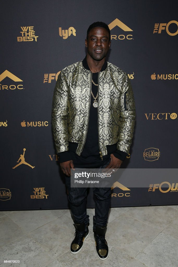 Lance Gross attends Ciroc Celebrates DJ Khaled's Birthday in Beverly Hills on December 2, 2017 in Beverly Hills, California.