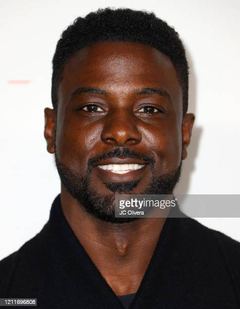 """Lance Gross attends the premiere of BET's """"Boomerang"""" Season 2 at Paramount Studios on March 10, 2020 in Los Angeles, California."""