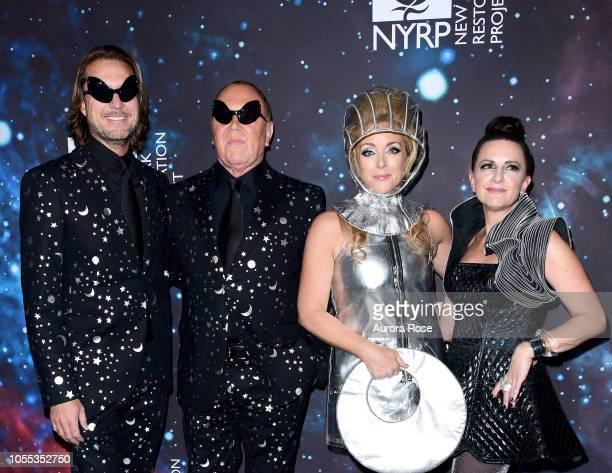 Lance LePere actress Jane Krakowski fashion designer Michael Kors and Deborah Marton Attend Bette Midler's New York Restoration Project's 22nd Annual...