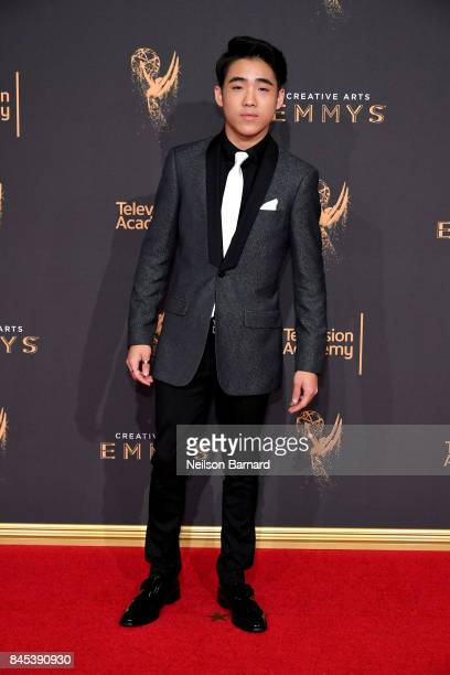 Lance Lim attends day 2 of the 2017 Creative Arts Emmy Awards on September 10 2017 in Los Angeles California