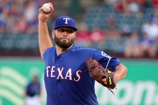TX: Arizona Diamondbacks v Texas Rangers