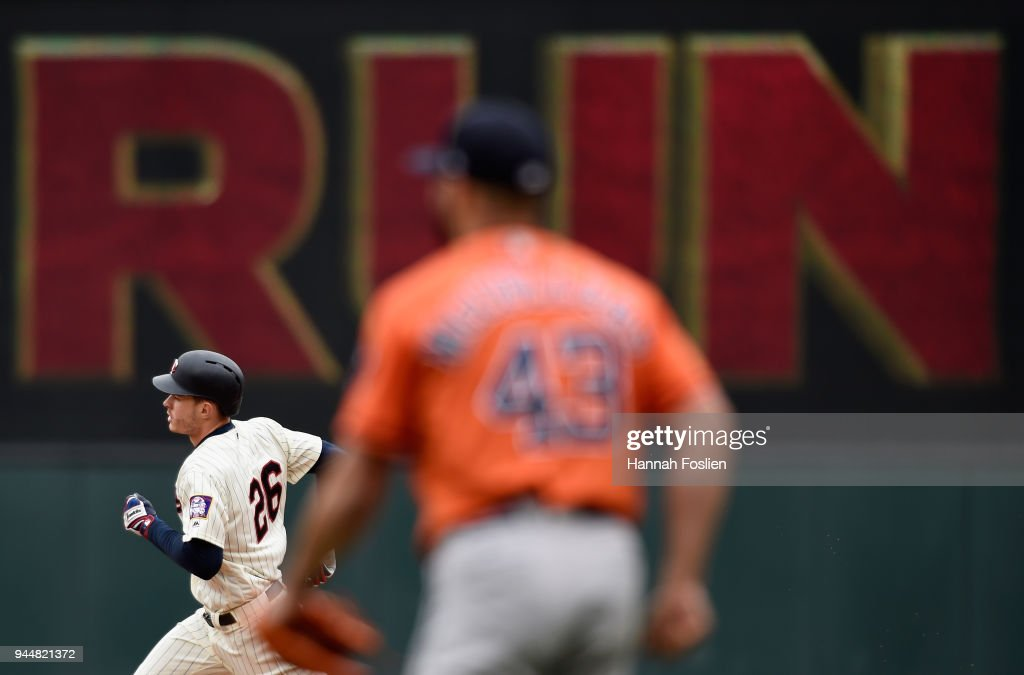 Houston Astros  v Minnesota Twins