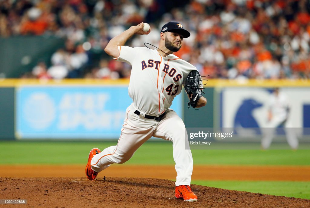 League Championship Series - Boston Red Sox v Houston Astros - Game Four : ニュース写真