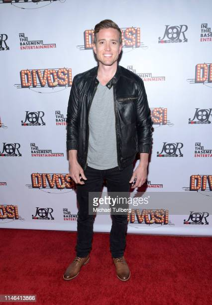 Lance Paul attends a Los Angeles VIP industry screening with the filmmakers and cast of DIVOS at TCL Chinese 6 Theatres on May 01 2019 in Hollywood...