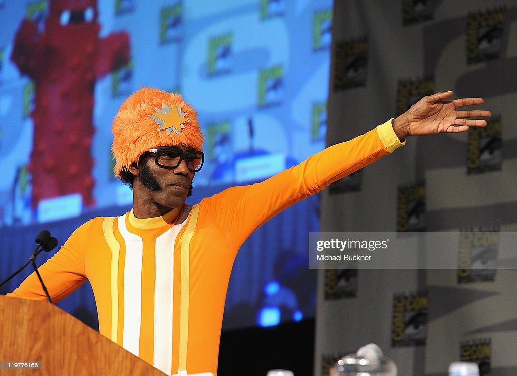 """Yo Gabba Gabba!"" Behind The Music Panel - Comic-Con 2011"