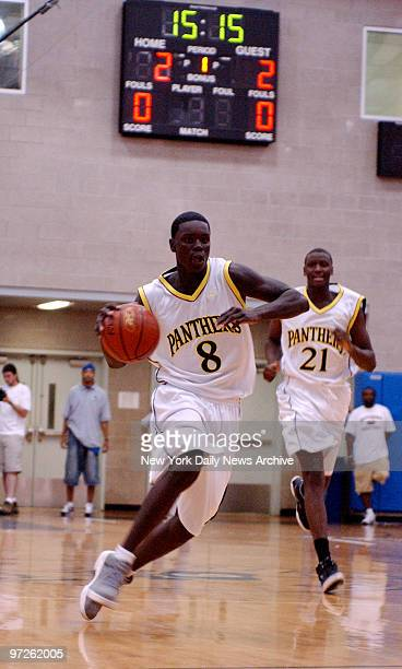 Lance Stephenson during the First Annual Reebok New York City Hoops Festival at Baruch College