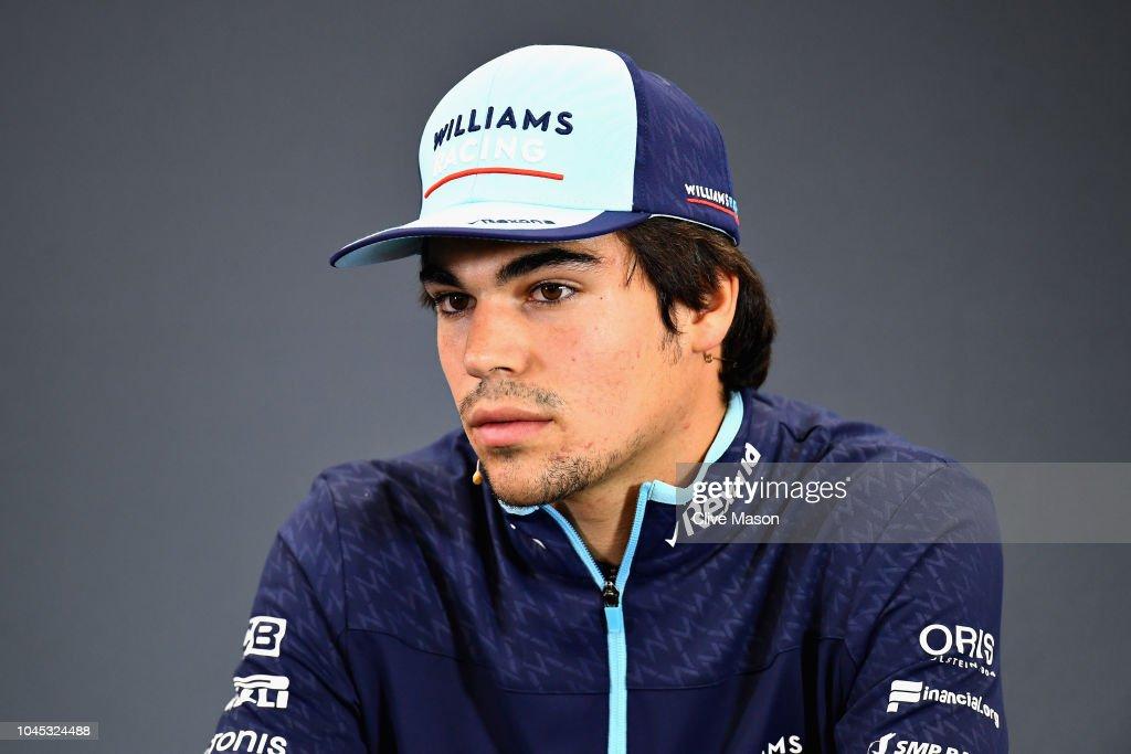 F1 Grand Prix of Japan - Previews : News Photo