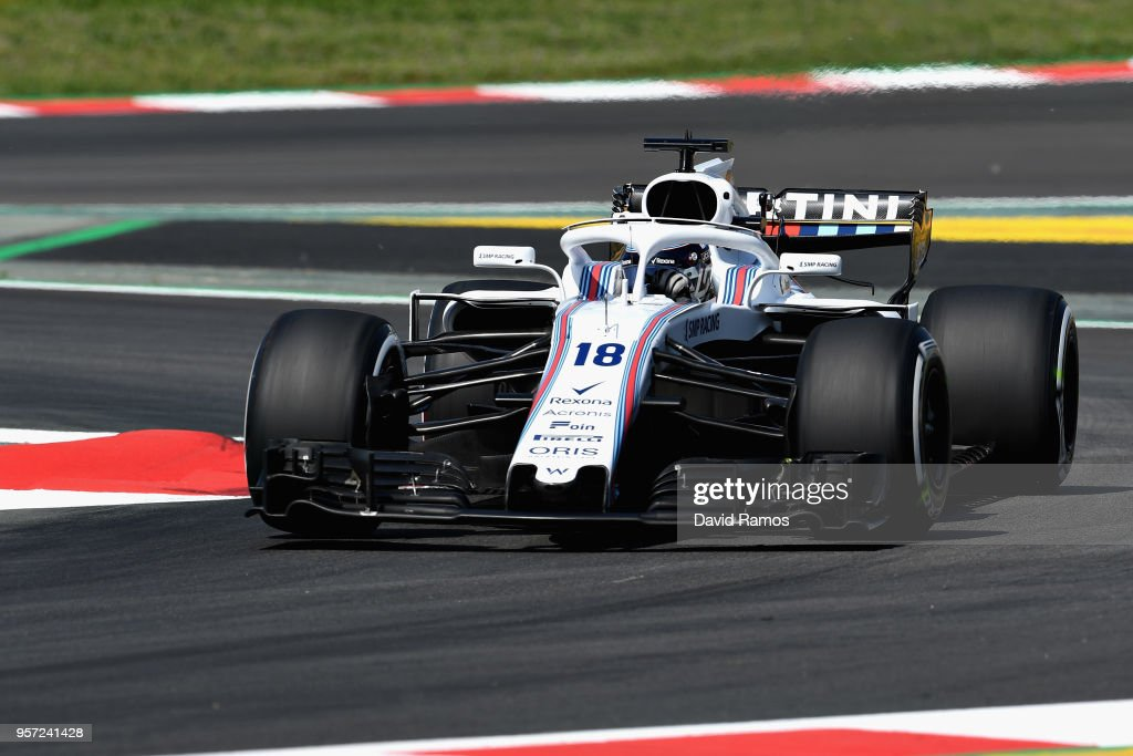 Spanish F1 Grand Prix - Practice : News Photo
