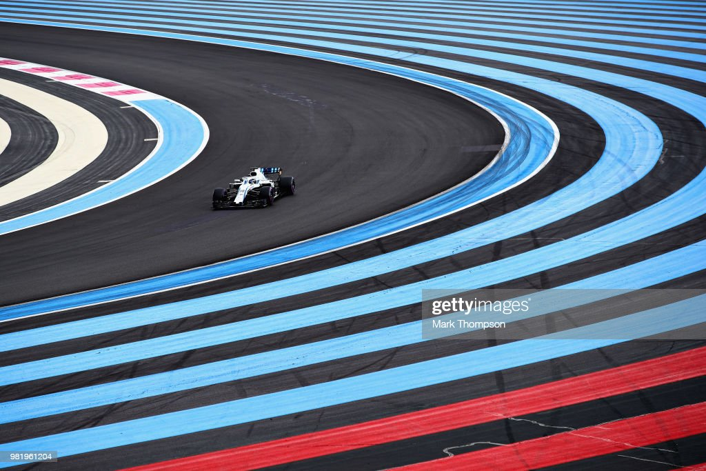 F1 Grand Prix of France - Qualifying : News Photo