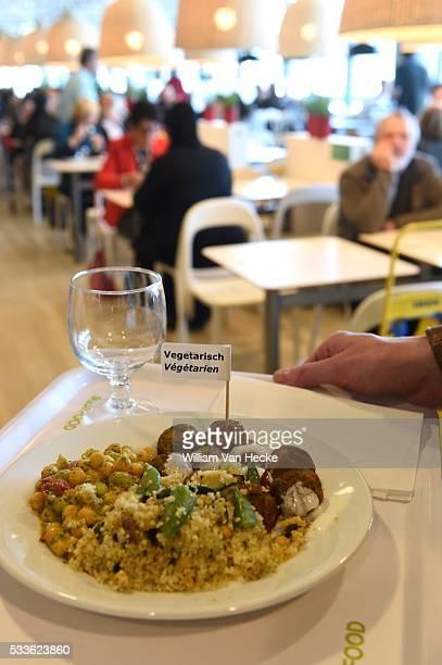 Lancement des boulettes végétariennes d'IKEA IKEA proposera les boulettes végétariennes dans ses restaurants du monde entier mais la Belgique a été...