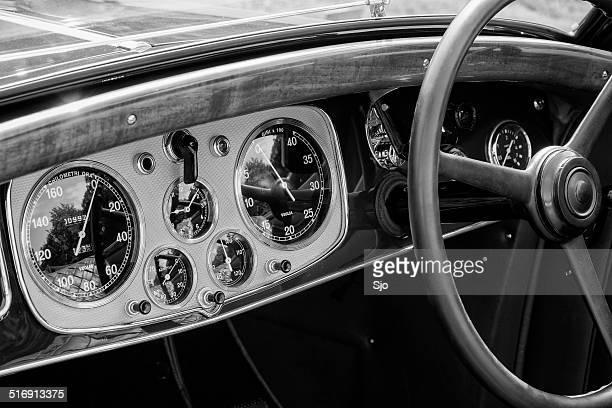 Lancia Astura ダッシュボード