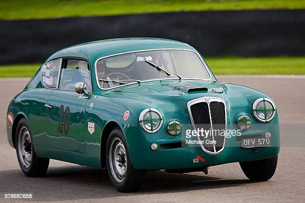 Lancia Aurelia B20 GT during the Fordwater Trophy race