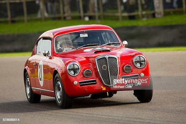 Lancia Aurelia B20GT driven by Louise Kennedy in the Fordwater Trophy race
