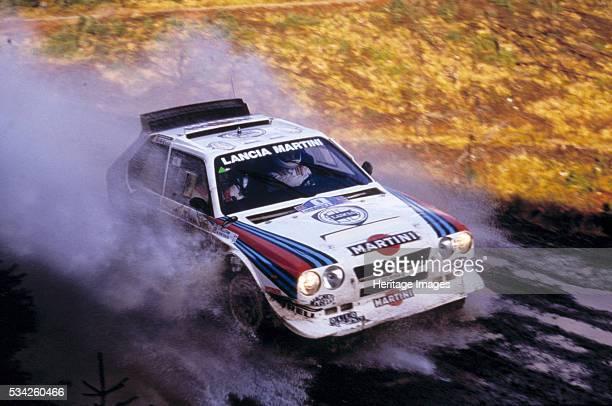 Lancia Delta S4 1986 RAC Rally 2000