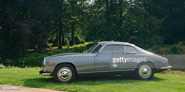 Lancia Flaminia classic sports car