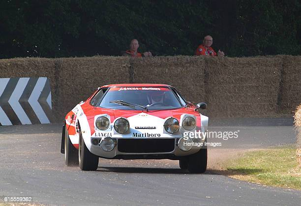 Lancia Stratos at Goodwood Festival of Speed 2013 Artist Unknown