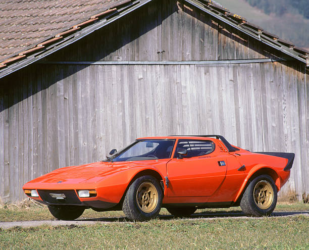 1973 Lancia Stratos Pictures Getty Images