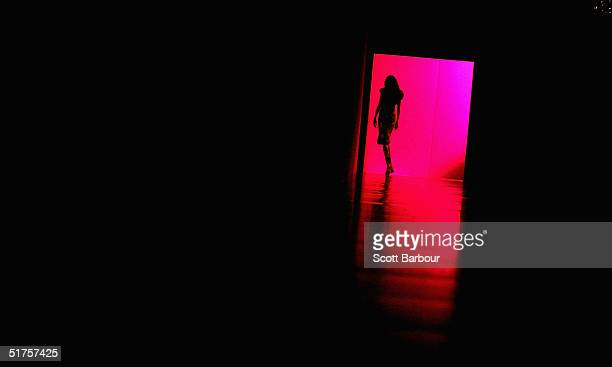 lancome colour design awards 2004 - fashion show stock pictures, royalty-free photos & images
