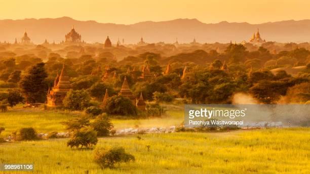 Land of a thousand pagodas in Bagan, Myanmar#4