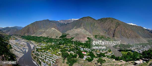 land of chitral - khyber pass stock pictures, royalty-free photos & images
