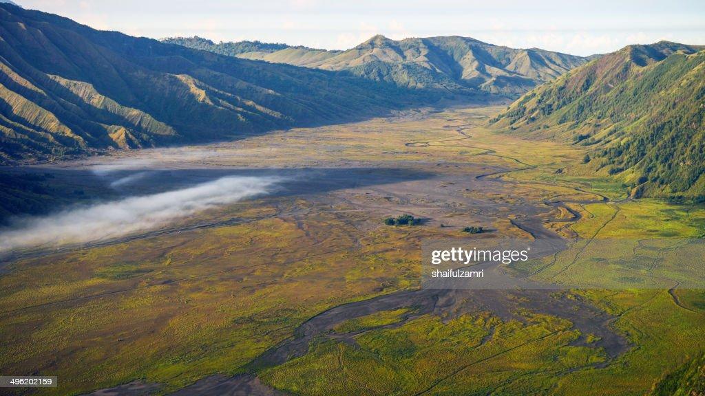 Land of Tenggerese : Stock Photo