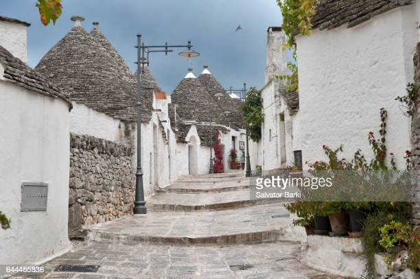Land of the trulli