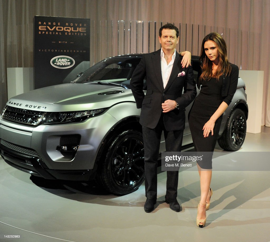 Land Rover Design Director And Chief Creative Officer