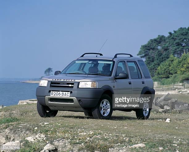 Land Rover Freelander, 2000.