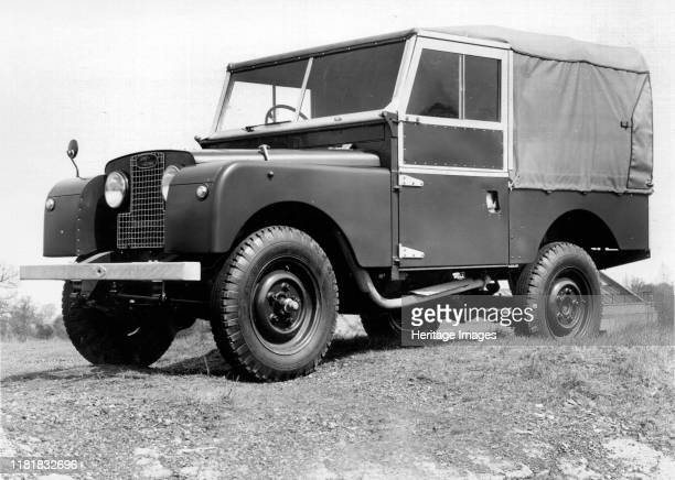 Land Rover Series 1. Creator: Unknown.