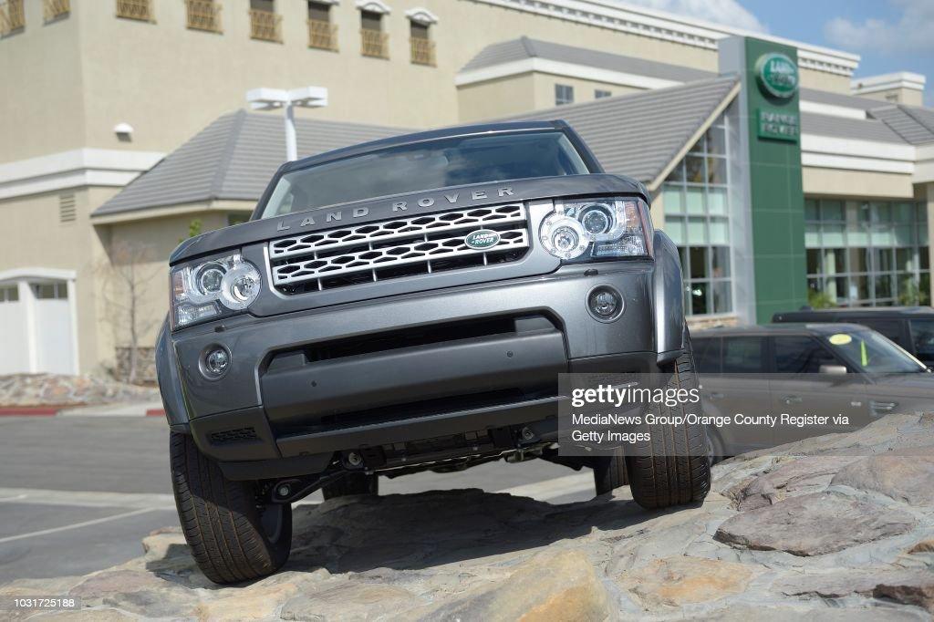 Land Rover Cerritos >> Land Rover Range Rover Jaguar Dealer At The Cerritos Auto Square On