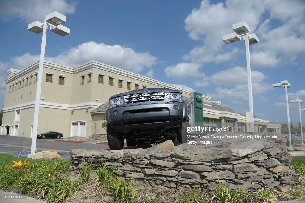 Cerritos Auto Square >> Land Rover Range Rover Jaguar Dealer At The Cerritos Auto
