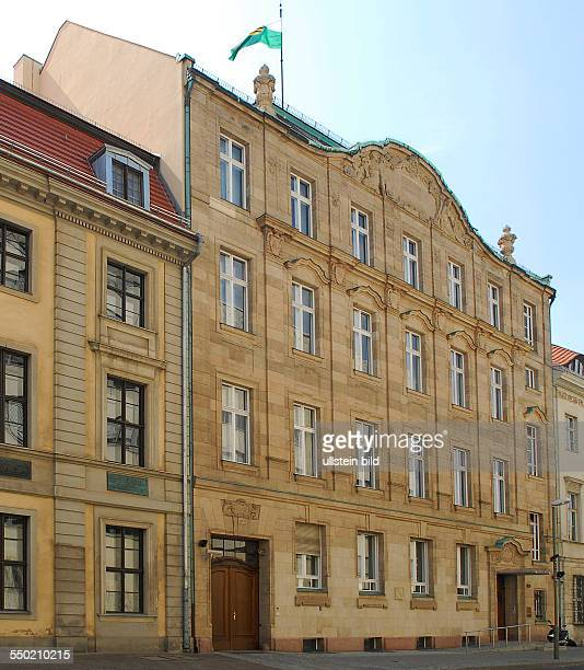 Landesvertretung des Freistaates Sachsen in der Brüderstraße in Berlin-Mitte