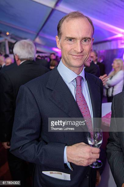 Landgrave Donatus von Hessen attends the 'Busche Gala 2016' at Schlosshotel on October 24, 2016 in Kronberg, Germany. The publisher 'Busche' honored...