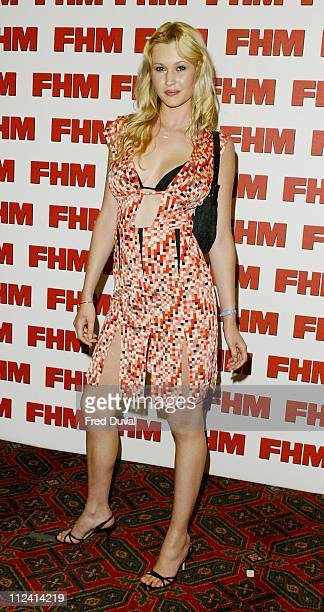 Landi during FHM Top 100 Sexiest Women 2004 at Guild Hall in London Great Britain