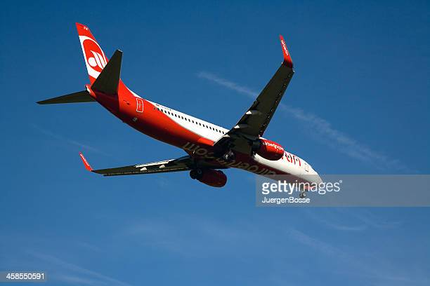 Flugzeug Landung Airbus