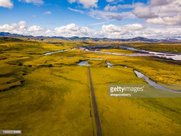 Landmannalaugar landscape landmark, Iceland