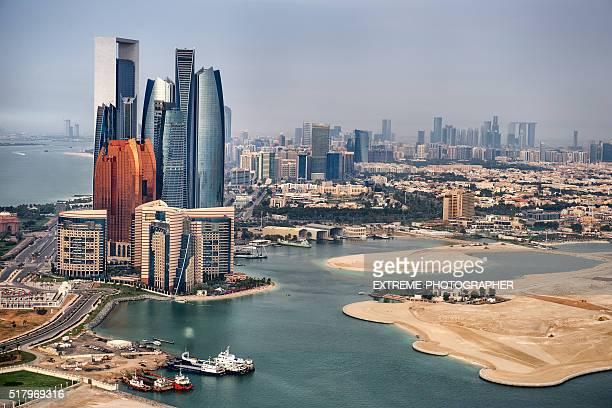 Landmarks in Abu Dhabi