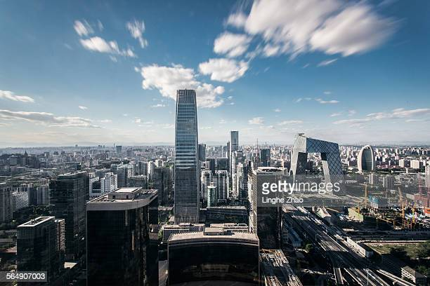 landmarks in beijing - beijing stock pictures, royalty-free photos & images