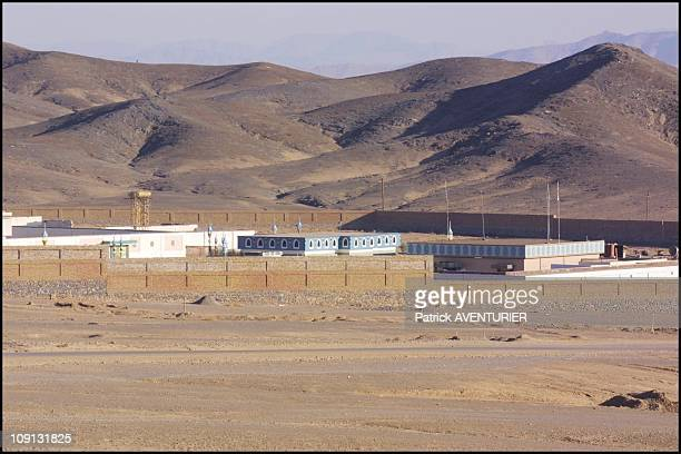 Landmarks Of Kandahar After The Retreat Of The Talebans On December 18Th 2001 In Kandahar Afghanistan Mullah Omar'S Palace