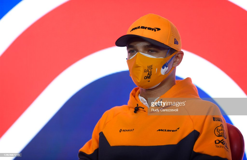 F1 Grand Prix of Great Britain - Previews : News Photo