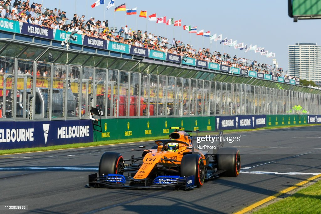 Australian F1 Grand Prix - Qualifying : News Photo